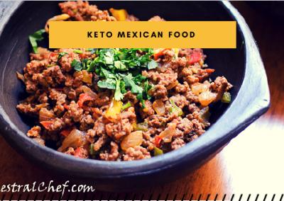 Paleo Mexican Tacos