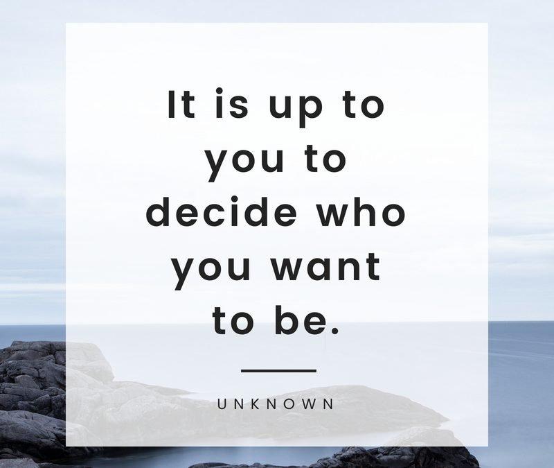 Decisions… decisions…