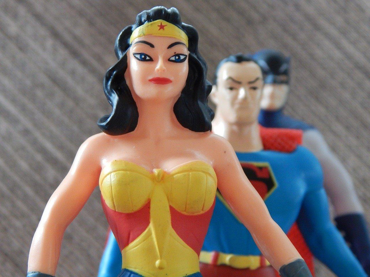 Wonder Woman 533663_1280